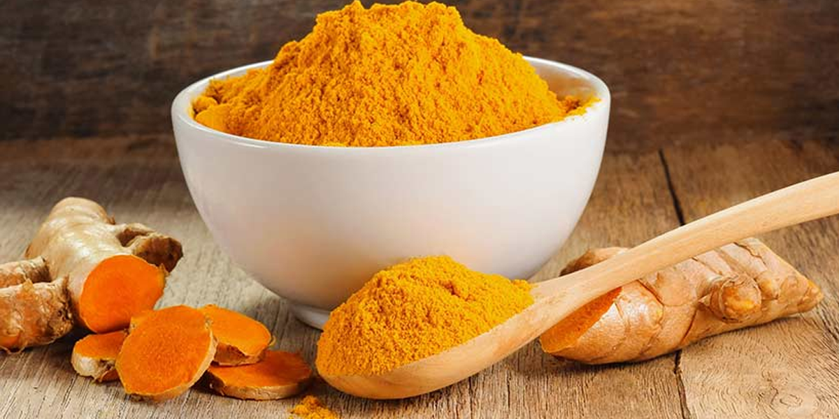 Turmeric isn't just for cooking curry – it's great for whitening teeth too.