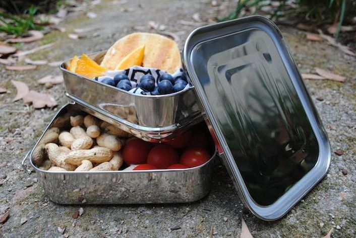 Lunch Box – Double Stacker 1 Litre