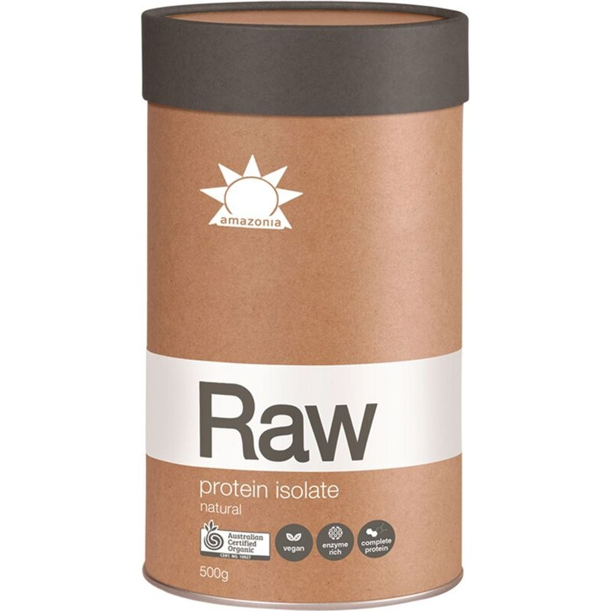 Raw Protein Isolate (Natural) 500g