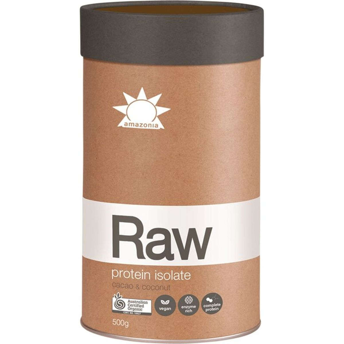 Raw Protein Isolate (Cacao & Coconut) 500g