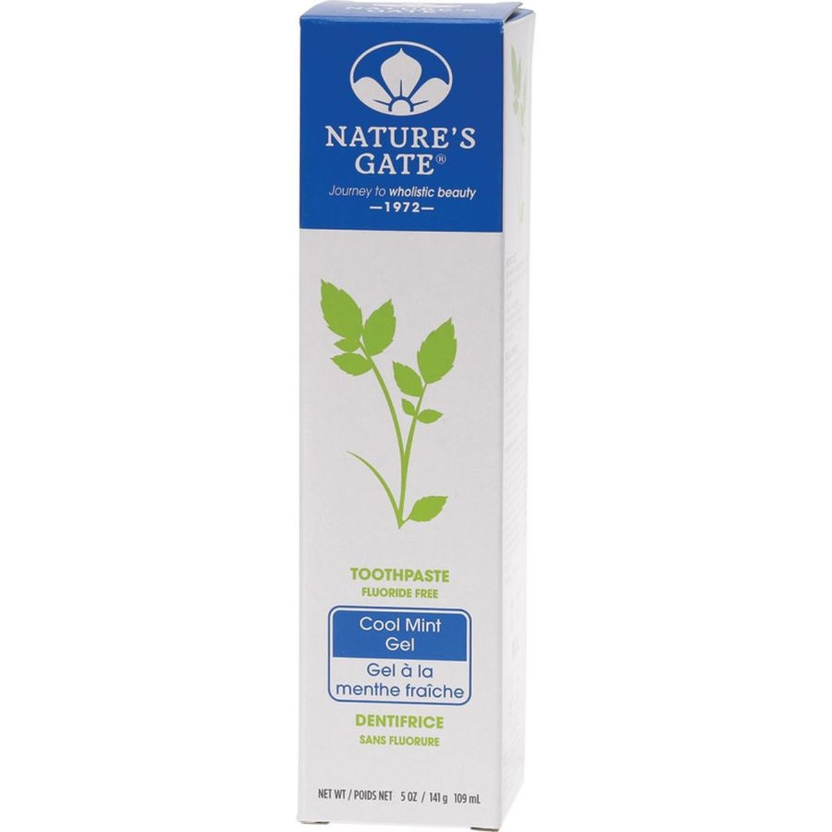 NATURE'S GATE COOL MINT GEL