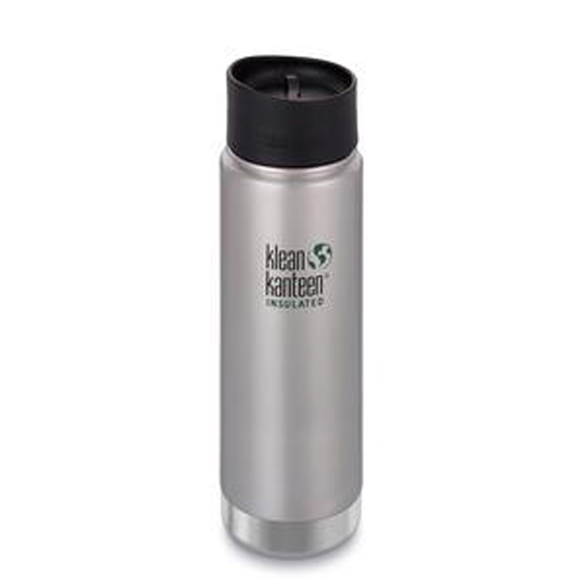 KLEAN KANTEEN Insulated Wide Brushed Stainless 473ml