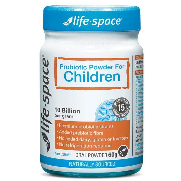 Probiotic Powder For ChildrenProbiotic Powder For Children