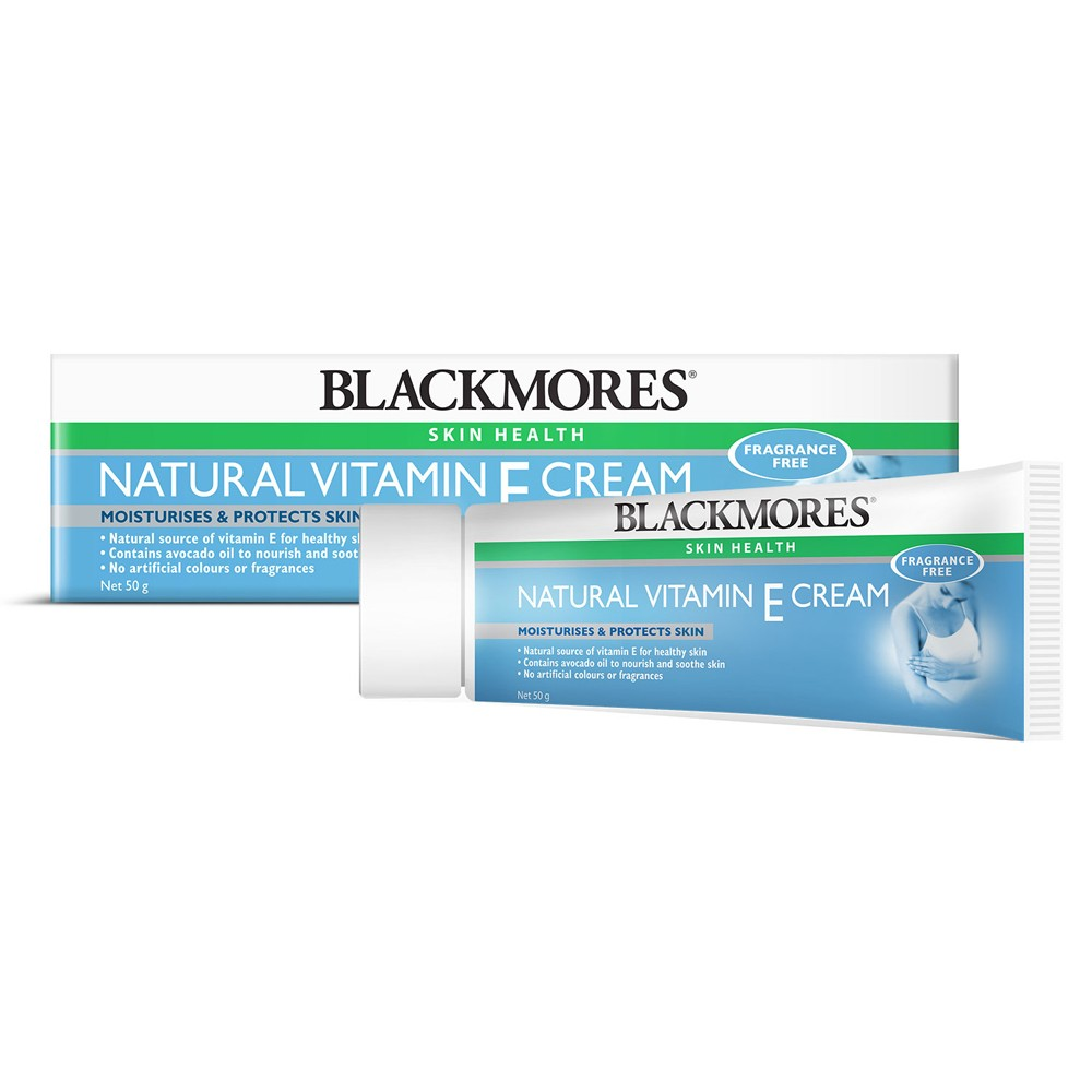 Blackmores Vitamin E Cream 50G