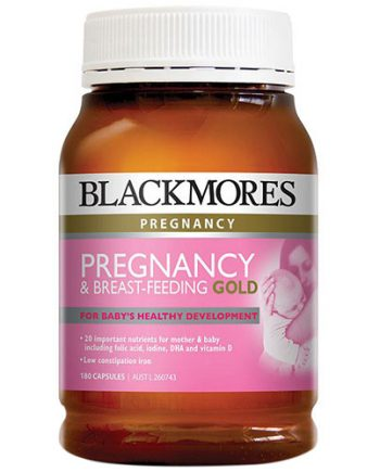 Blackmores-Pregnancy and Breastfeeding Gold 180 Capsules